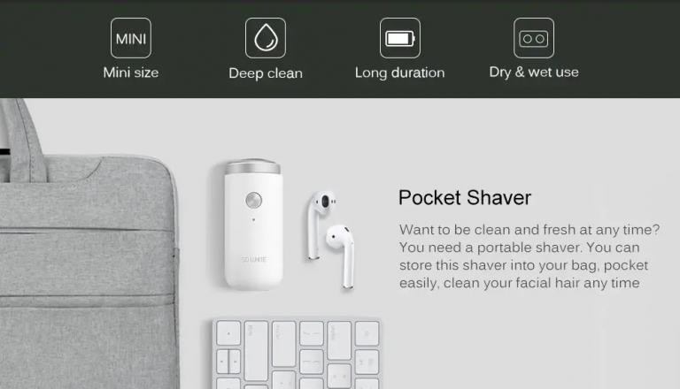 Xiaomi borotva óriási kedvezménnyel 3