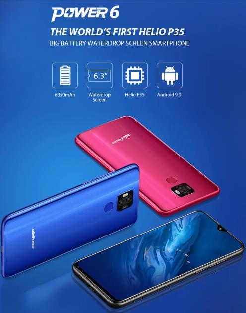 Óriási akku, alacsony ár – akciós az Ulefone Power 6 2