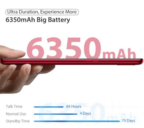 Óriási akku, alacsony ár – akciós az Ulefone Power 6 5