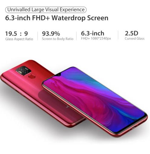 Óriási akku, alacsony ár – akciós az Ulefone Power 6 4