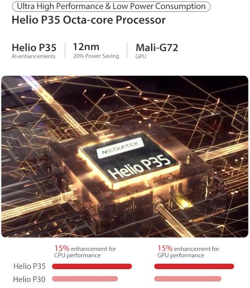 Óriási akku, alacsony ár – akciós az Ulefone Power 6 6