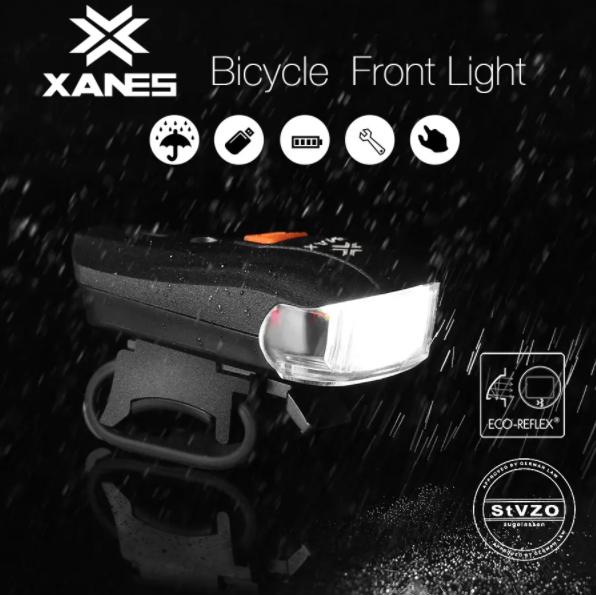 Xanes biciklis lámpa akció a Banggoodon 2