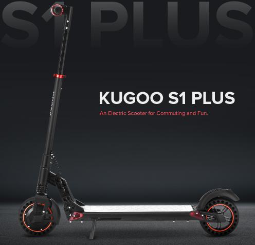 Itt a Kugoo legújabb elektromos rollere 2