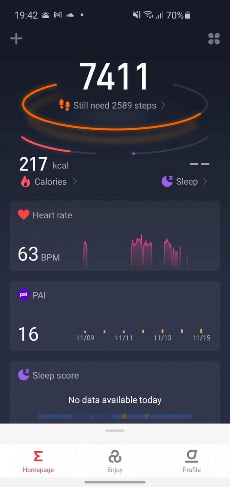 Xiaomi Amazfit Neo retró óra teszt 15