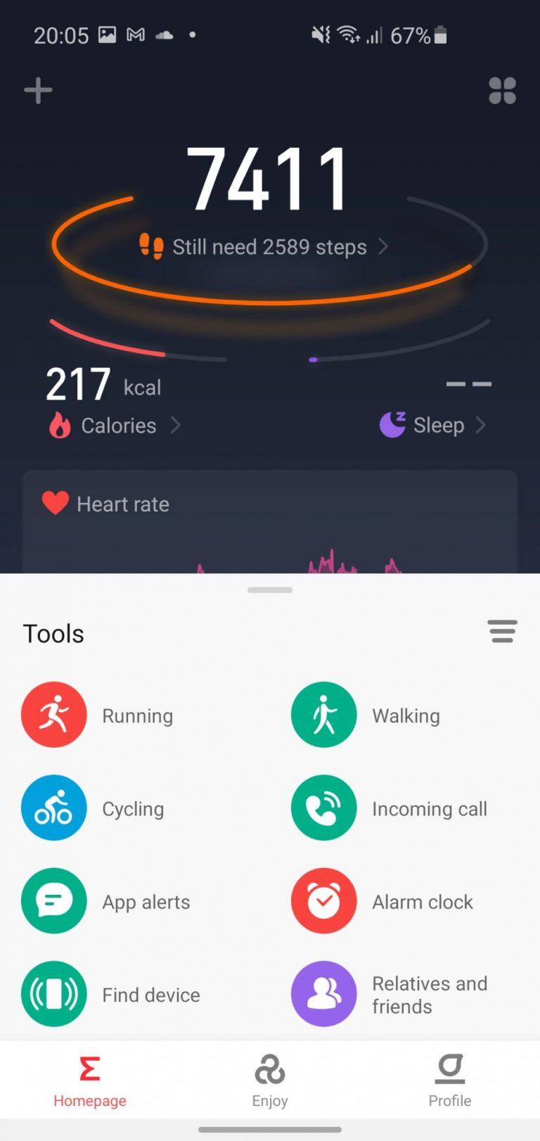 Xiaomi Amazfit Neo retró óra teszt 21