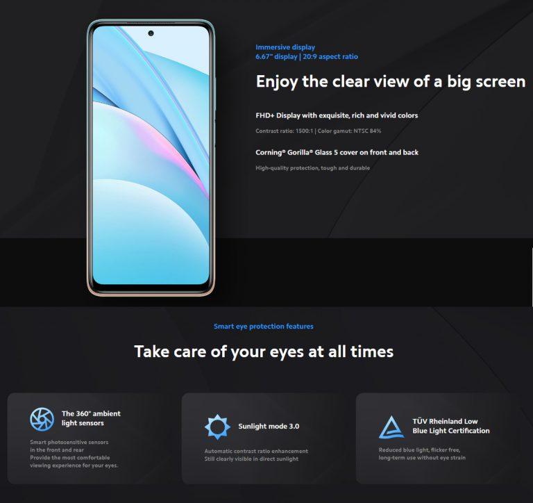 5G-s Xiaomi telefon 85 000 forintért 4