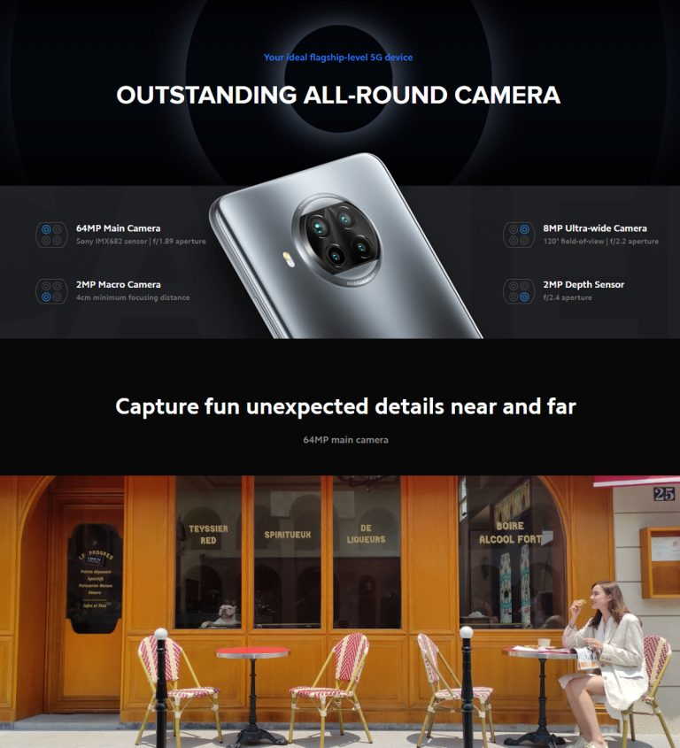 5G-s Xiaomi telefon 85 000 forintért 7