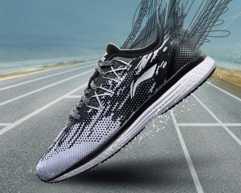 Li-Ning cipők hölgyeknek 3000 Ft-ért 2