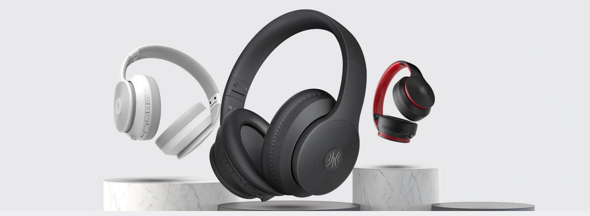 Oneodio A30 és A40 zajszűrős fejhallgatók tesztje 27