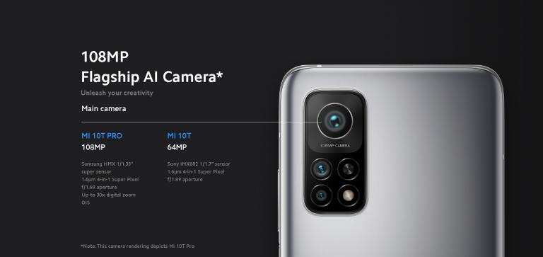 Már kapható itthon a Xiaomi Mi 10T 6