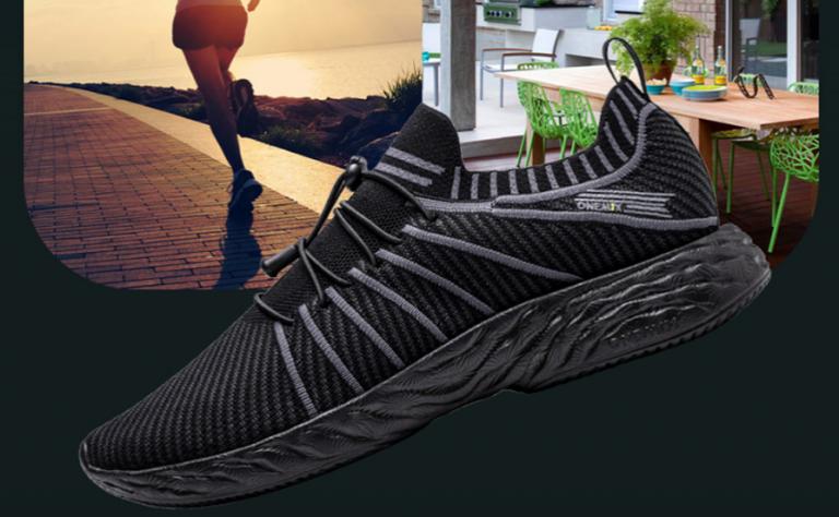 ONEMIX víztaszító futócipő olcsón 8