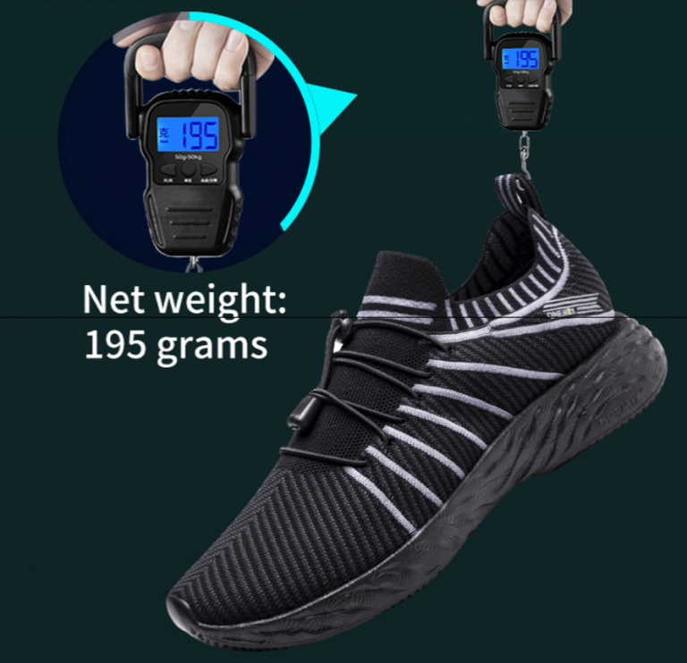 ONEMIX víztaszító futócipő olcsón 7