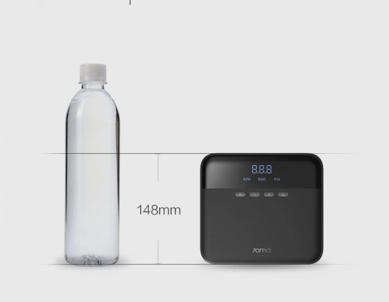 Történelmi mélyponton a Xiaomi 70mai autós pumpa ára 6