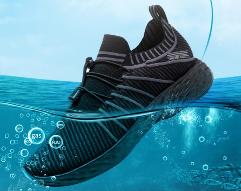 ONEMIX víztaszító futócipő olcsón 5