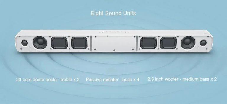 Az eredeti Xiaomi soundbar is olcsón adja magát 4