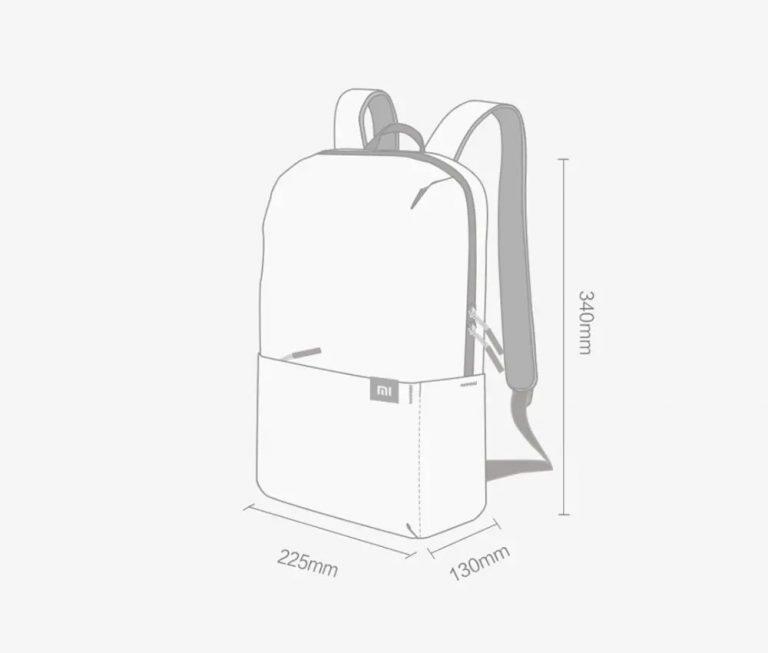Xiaomi hátizsák kevesebb, mint 2000 forintért 2