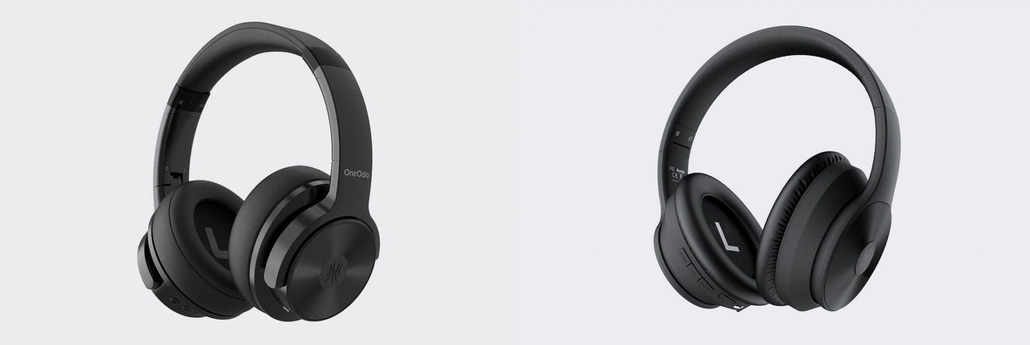 Oneodio A30 és A40 zajszűrős fejhallgatók tesztje 2