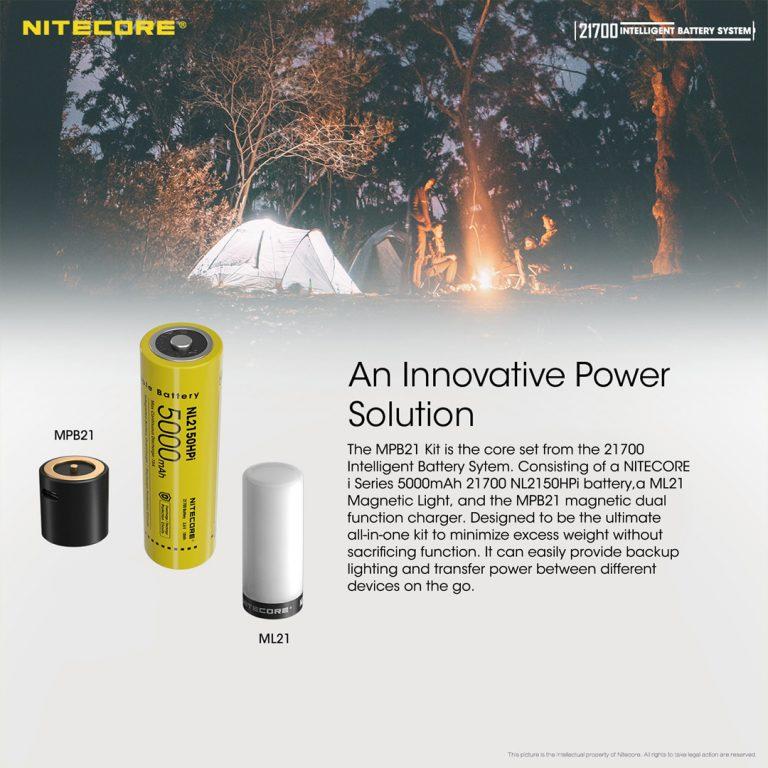 A Nitecore megmutatja, hogy lehet izgalmas egy akkumulátor 5