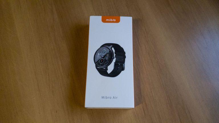 Xiaomi Mibro Air aktivitásmérő teszt 2