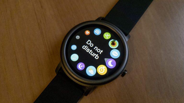 Xiaomi Mibro Air aktivitásmérő teszt 10
