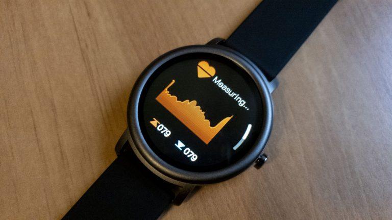 Xiaomi Mibro Air aktivitásmérő teszt 11