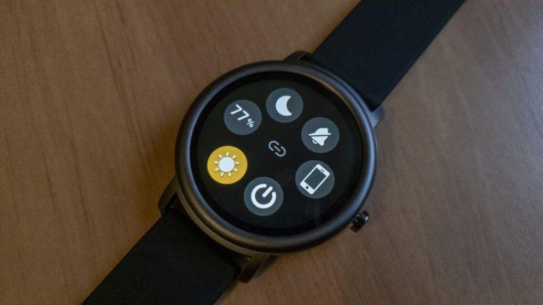 Xiaomi Mibro Air aktivitásmérő teszt 12