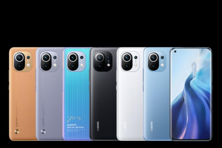 Megjelent a Xiaomi Mi 11 3