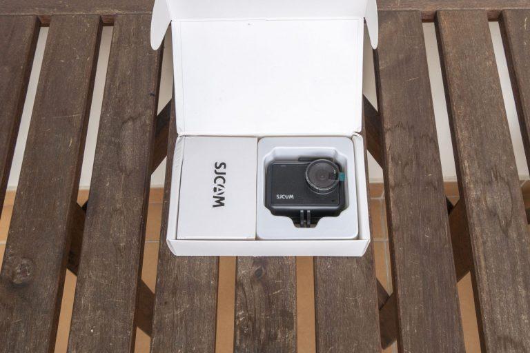 SJCAM SJ10 Pro akciókamera teszt 4