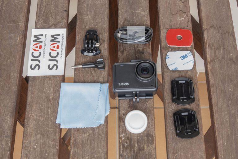 SJCAM SJ10 Pro akciókamera teszt 5