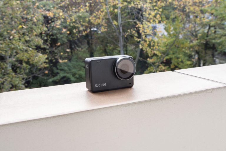 SJCAM SJ10 Pro akciókamera teszt 11