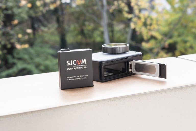 SJCAM SJ10 Pro akciókamera teszt 12