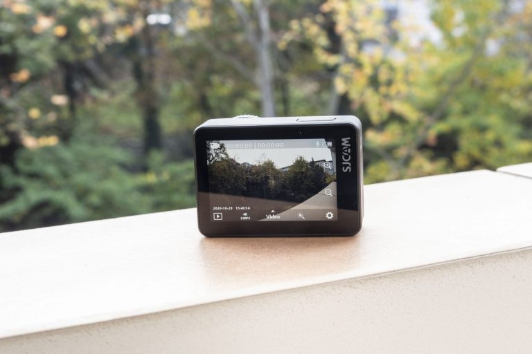 SJCAM SJ10 Pro akciókamera teszt 13