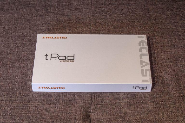 Teclast P20HD tablet teszt 2