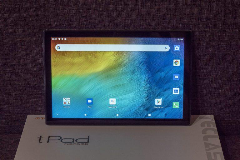 Teclast P20HD tablet teszt 9