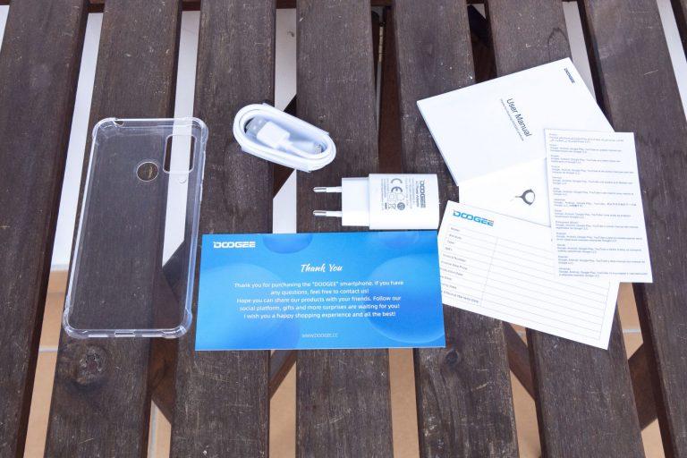 Doogee N20 Pro okostelefon teszt 3