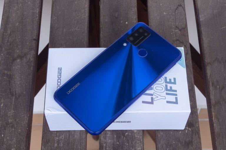 Doogee N20 Pro okostelefon teszt 5