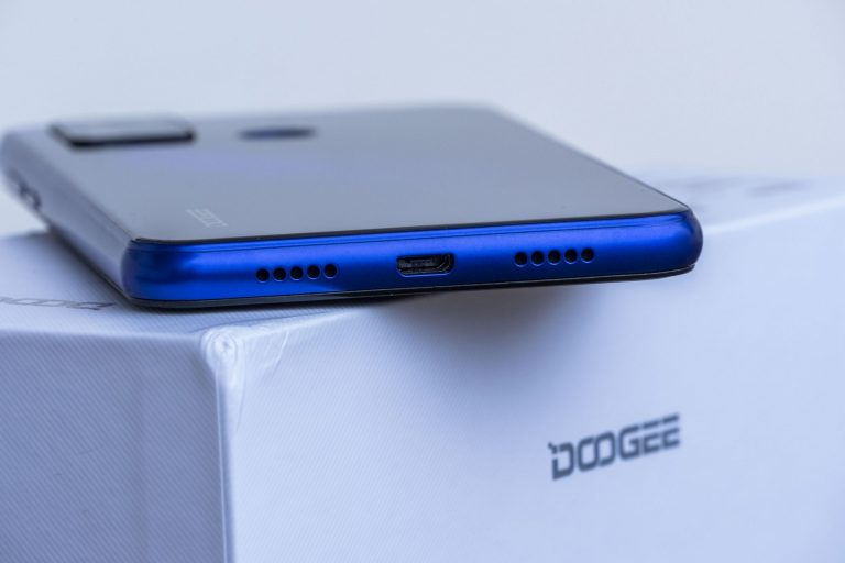 Doogee N20 Pro okostelefon teszt 7