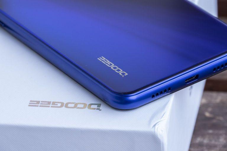 Doogee N20 Pro okostelefon teszt 8