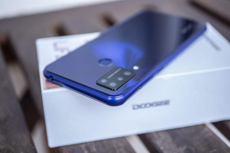 Doogee N20 Pro okostelefon teszt 9