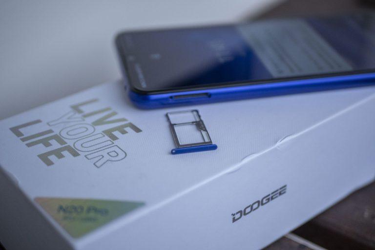 Doogee N20 Pro okostelefon teszt 12