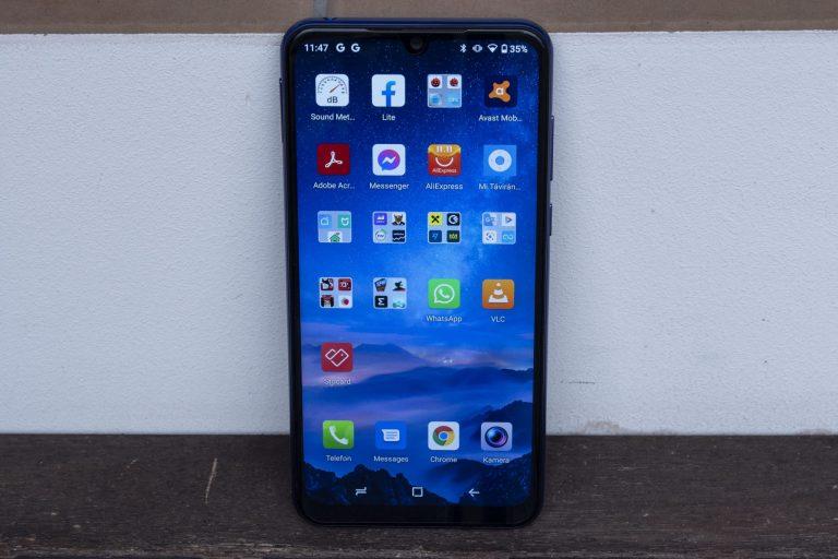 Doogee N20 Pro okostelefon teszt 14