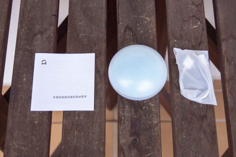 Xiaomi Mijia rezgő arctisztító teszt 2