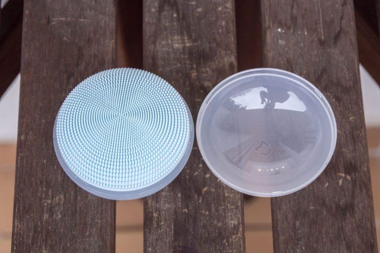 Xiaomi Mijia rezgő arctisztító teszt 3