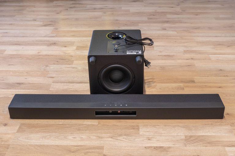 Xiaomi TV Speaker teszt 12