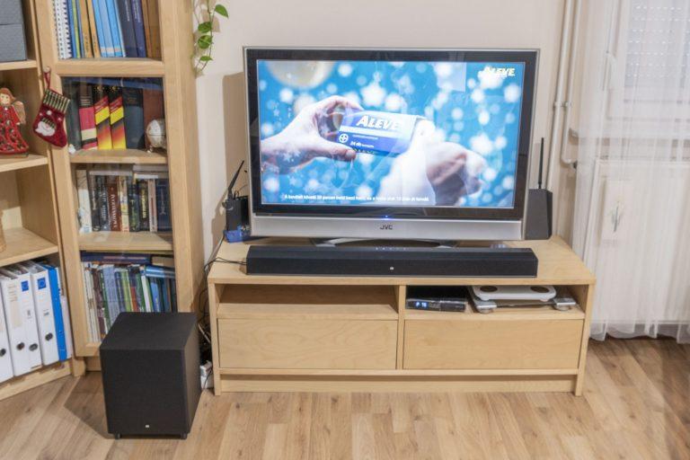 Xiaomi TV Speaker teszt 14