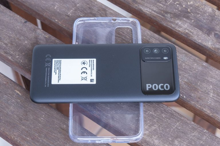 Poco M3 telefon teszt 6