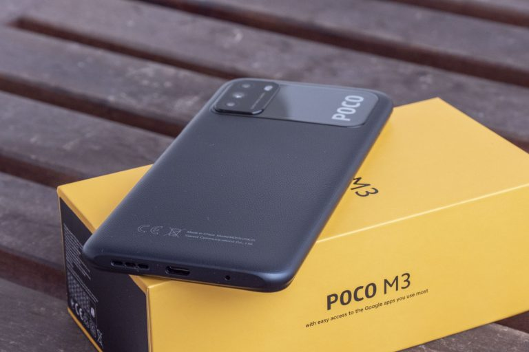 Poco M3 telefon teszt 9