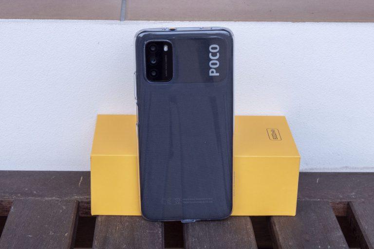 Poco M3 telefon teszt 12