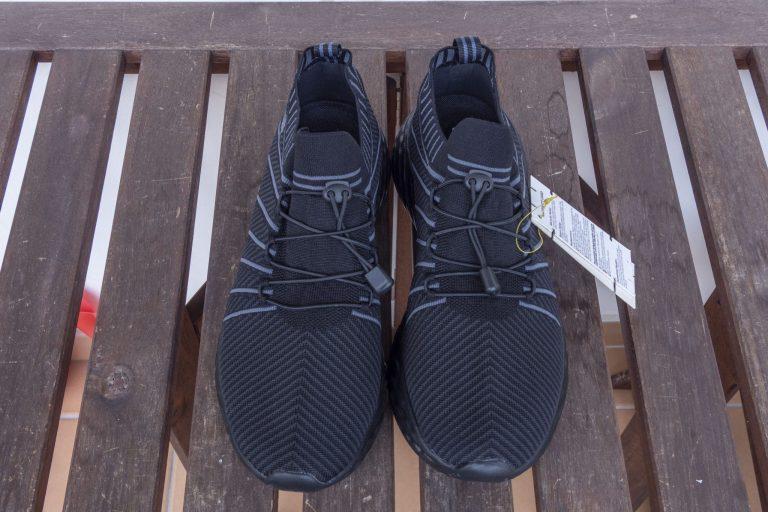 ONEMIX All Black cipő teszt 2