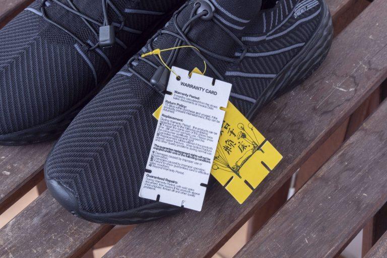 ONEMIX All Black cipő teszt 4
